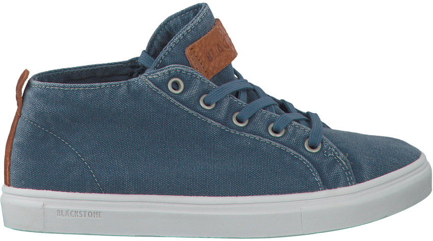 Blauwe BLACKSTONE Sneakers LK30  - larger