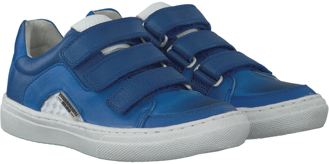Blauwe TRACKSTYLE Sneakers 317372  - large