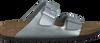 Zilveren BIRKENSTOCK PAPILLIO Slippers ARIZONA KIDS  - small