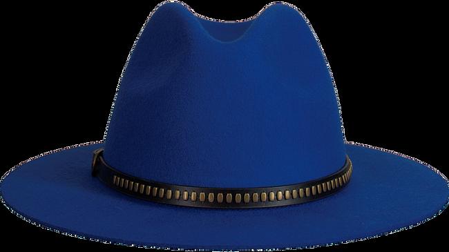 Blauwe ROMANO SHAWLS AMSTERDAM Hoed BORSELINO - large
