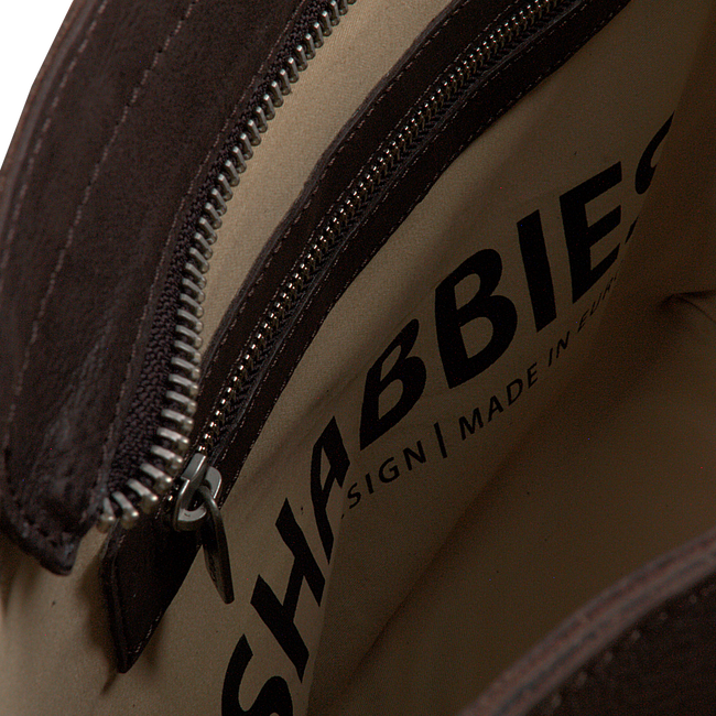 Bruine SHABBIES Handtas 212020037  - large