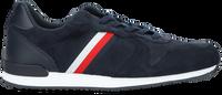 Blauwe TOMMY HILFIGER Lage sneakers ICONIC SUEDE  - medium