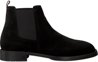 Zwarte SCOTCH & SODA Chelsea boots PICARO  - medium