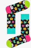 Multi HAPPY SOCKS Sokken FUNNY CAT  - medium