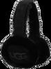 Zwarte UGG  Oorwarmer CLASSIC NON TEACH EARMUFF  - small