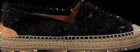 Zwarte VIA VAI Espadrilles DIAZ LIBRE  - medium