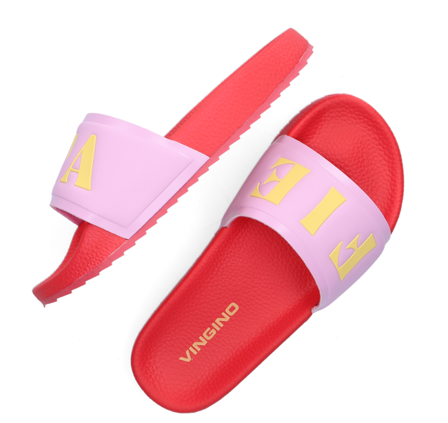 Roze VINGINO Badslippers SENNA  - large