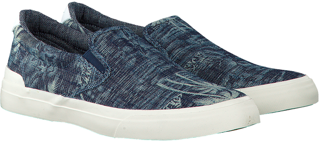 Blauwe REPLAY Sneakers HOBS  - large