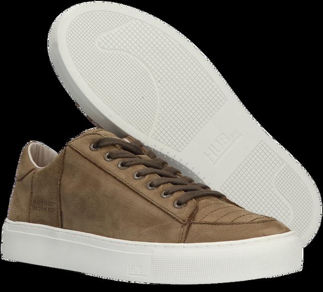 Groene HUB Lage sneakers TOURNAMENT-M  - large
