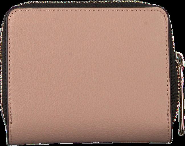 Roze CALVIN KLEIN Portemonnee ENFOLD MED ZIP W/FLAP  - large