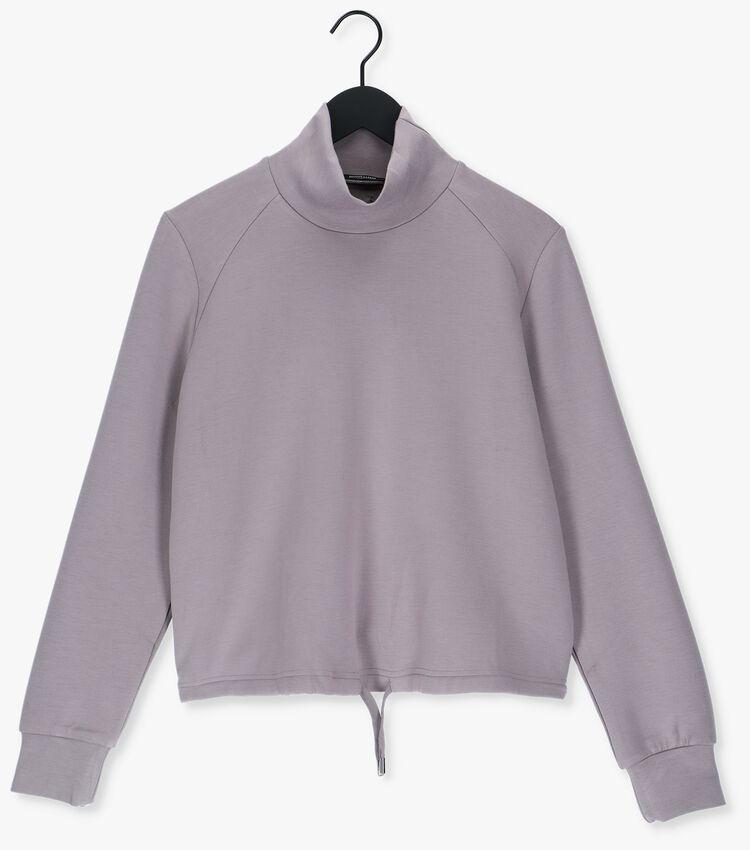 Grijze BRUUNS BAZAAR Sweater LUCERNE BOXY SWEATSHIRT - larger
