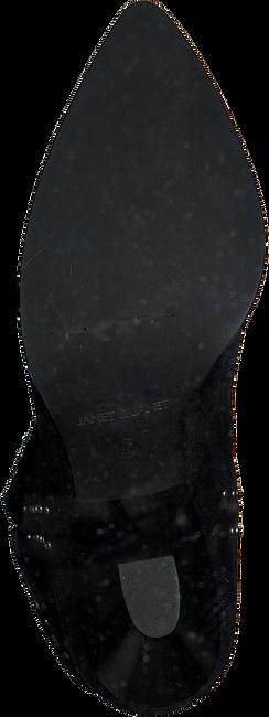 Zwarte JANET & JANET Enkellaarsjes 42310 - large