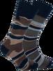Blauwe MARCMARCS Sokken GILLIS COTTON 2-PACK  - small