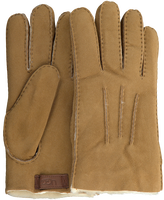 Camel UGG Handschoenen CONTRAST SHEEPSKIN GLOVE  - medium