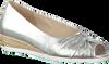 Zilveren GABOR Espadrilles 592 - small