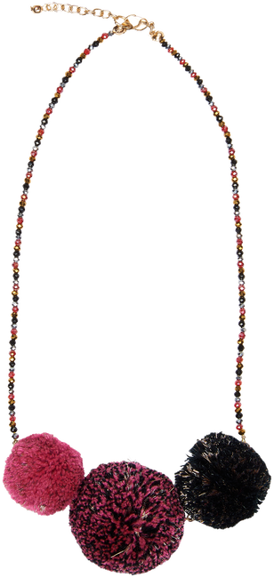 Multi LE BIG Ketting OPRAH NECKLACE  - large