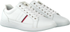 Witte TOMMY HILFIGER Sneakers CORE LEATHER CUPSOLE  - small