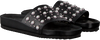 Zwarte HISPANITAS Slippers SANTORI - small