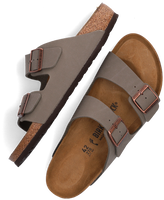 Taupe BIRKENSTOCK Slippers ARIZONA HEREN - medium