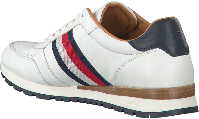 Witte TOMMY HILFIGER Sneakers J2285UUSO 1A3  - large