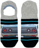 Blauwe XPOOOS Sokken MUSCLE CAR  - small