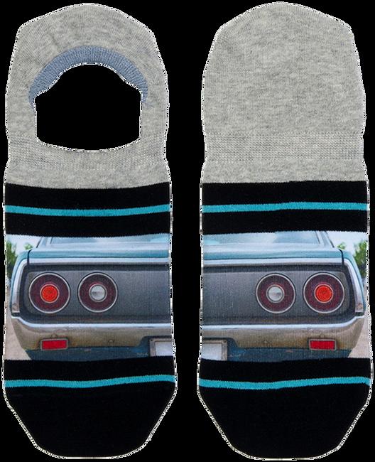Blauwe XPOOOS Sokken MUSCLE CAR  - large