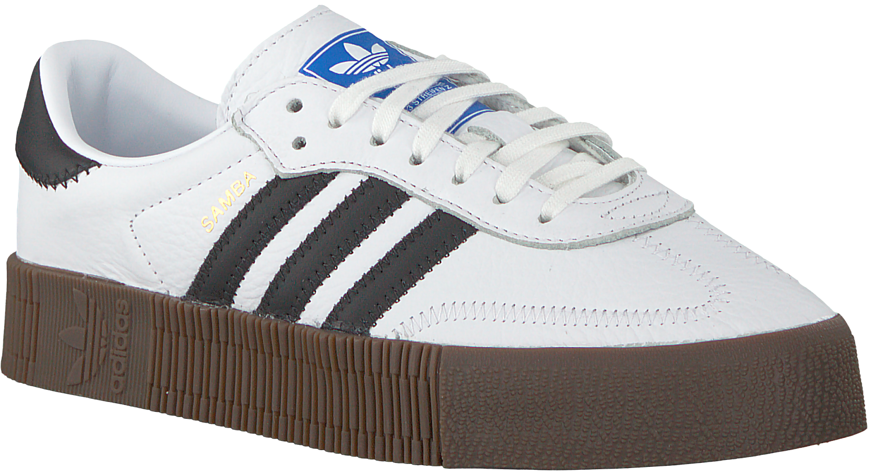 Witte ADIDAS Sneakers SAMBAROSE