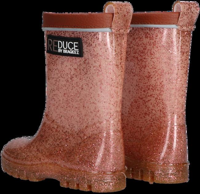 Roze REDUCE BY BRAQEEZ Regenlaarzen RD120960  - large