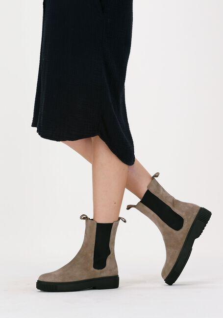 Taupe FRED DE LA BRETONIERE Chelsea boots 181010105  - large