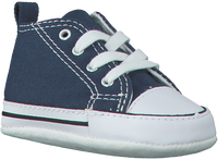 Blauwe CONVERSE Babyschoenen FIRST STAR  - medium