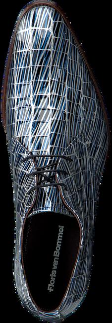 Blauwe FLORIS VAN BOMMEL Nette schoenen 14104 - large