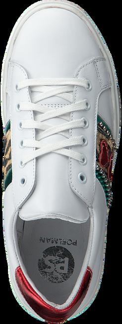 Witte PS POELMAN Sneakers R15597  - large