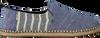 Blauwe TOMS Espadrilles DECONSTRUCTED ALPARGATA MEN  - small