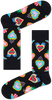 Multi HAPPY SOCKS Sokken I LOVE YOU GIFT BOX  - small