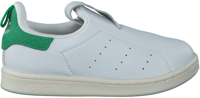 Witte ADIDAS Sneakers STAN SMITH 360 KIDS  - large
