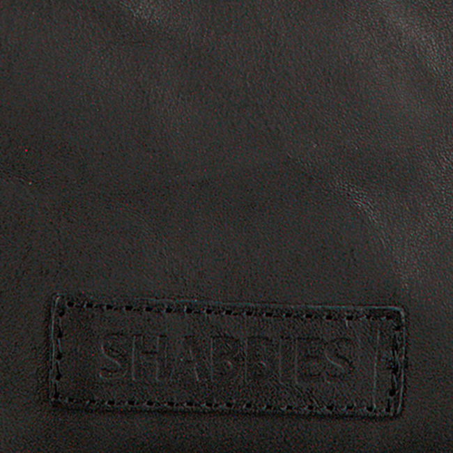 Zwarte SHABBIES Schoudertas 261020182 - large