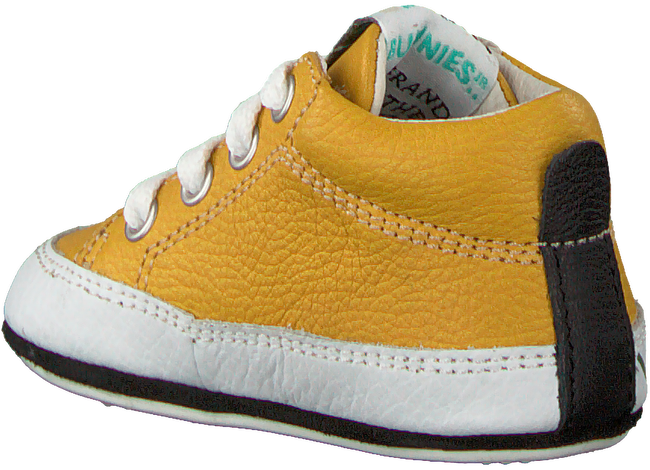 Gele BUNNIES JR Sneakers ZUKKE ZACHT  - large