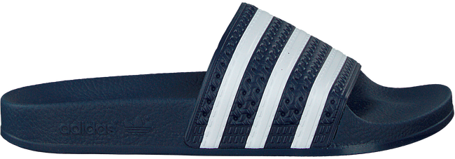 Witte ADIDAS Slippers ADILETTE DAMES  - large