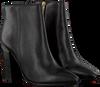 Zwarte BRONX Enkellaarsjes 33963  - small
