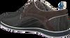 Grijze FLORIS VAN BOMMEL Sneakers 18201  - small