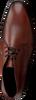 Cognac FLORIS VAN BOMMEL Nette Schoenen 10667  - small