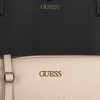 Zwarte GUESS Handtas ALBY TOGGLE TOTE  - small
