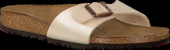 Witte BIRKENSTOCK PAPILLIO Slippers MADRID  - large