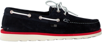 Blauwe WOOLRICH Instappers BOAT SHOE  - medium
