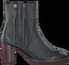 Zwarte GABOR Lange laarzen 52.842  - small