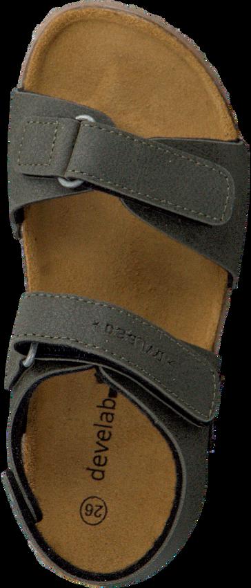 Bruine DEVELAB Sandalen 48201  - larger