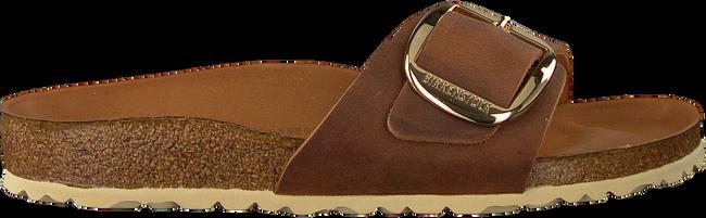 cognac BIRKENSTOCK PAPILLIO Slippers MADRID BIG BUCKLE  - large