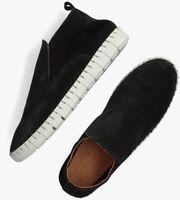 Zwarte SHABBIES Loafers 120020024  - medium