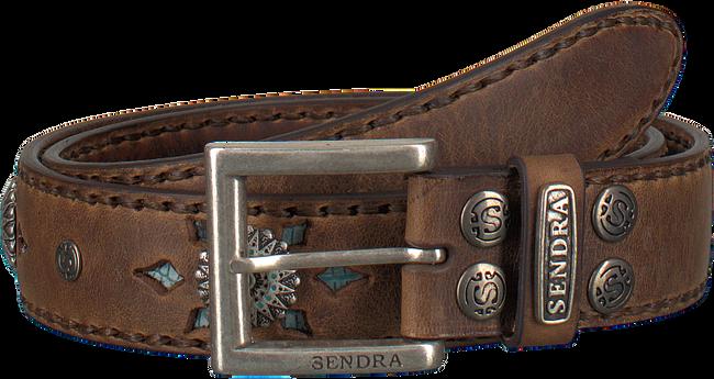 Bruine SENDRA Riem 1187 - large