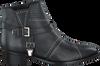 Zwarte TORAL Enkellaarsjes 10490  - small